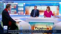 L'édito de Christophe Barbier: Jean-Luc Mélenchon fait-il un mauvais procès à Emmanuel Macron ?