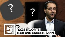 Iyaz's favorite gadgets and tech of 2017