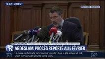 """Procès de Salah Abdeslam en Belgique: """"L'affaire sera traitée du 5 au 9 février"""", déclare le président du tribunal de première instance de Bruxelles"""