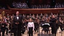 """Britten : """"Cantate Saint Nicolas"""" (extraits) sous la direction de Mikko Franck"""