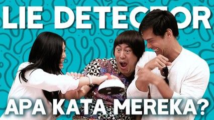 Titi Kamal, Pandji & Richard Kyle Suka Bohong Gak Ya? Hmm...