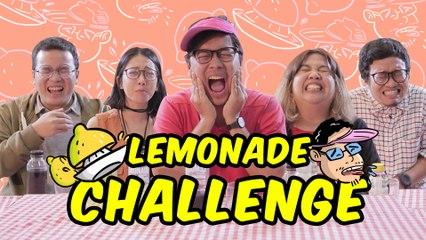 FAKTA: Cewek Lebih Tahan Rasa Kecut (Lemonade Challenge)