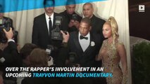 George Zimmerman threatens Jay-Z over Trayvon Martin documentary