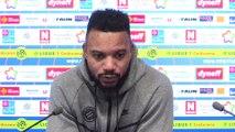 Stéphane Sessegnon avant FCGB vs MHSC