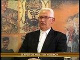 1.(α) Ο ΧΡΙΣΤΟΣ ΦΩΣ ΤΟΥ ΚΟΣΜΟΥ. Ομιλία με τον τυφλό βοσκό Ιωάννη Χασιώτη.