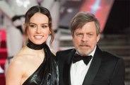 Mark Hamill félicite les nouveaux arrivants de Star Wars