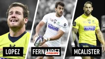 Rugby - Top 14 - ASM : Tant de blessures en 2017