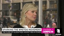 Gretchen Carlson Discusses How Hard it Was to Come Forward