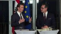 In Austria giura il governo popolari-estrema destra, proteste