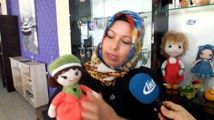 Eminönü'nde Amigurumi Malzemeleri Nerede Satılır? - Nalan Ünal | 240x426