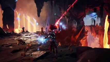 Darksiders 3 - Lava Brute Gameplay Trailer (PS4 Xbox One PC)