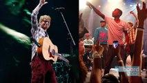 Ed Sheeran's Best Rap Collaborations I Billboard News