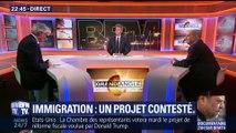 Immigration: le gouvernement veut renforcer le nombre d'expulsions d'étrangers en situation irrégulière