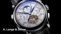A. Lange & Sohne Watch Prices San Francisco