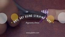 5 Nail Art Using Striping Tape - Beginners Series-ejl-C3SpRj0