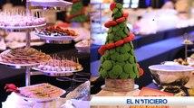Cenas navideñas en hoteles