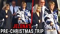 Justin Bieber & Selena Gomez Jet Off For Romantic Weekend in Seattle | Jelena Pre-Holiday Getaway