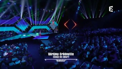 """Gérémy Crédeville dans """"Le Grand Show de l'Humour"""" sur France2"""