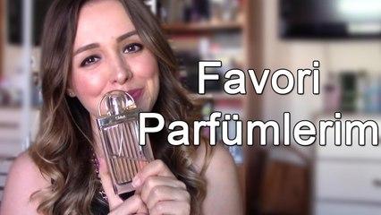 Favori Parfümlerim ♥