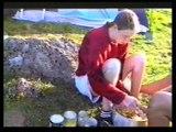 Handi Cap Evasion  Joëlettes en Beaufortain Juillet 1992