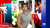 SPORTS BALITA: Filipino Olympian Lariba, kinilala ng World Olympians Association