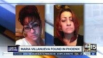 Missing Glendale woman found dead in Phoenix