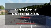 Auto-école, code de la route, permis moto et auto à Voiron, Auto-école A & H Charton (38)