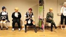 J-popcon 2015 Anime Dating Game 2
