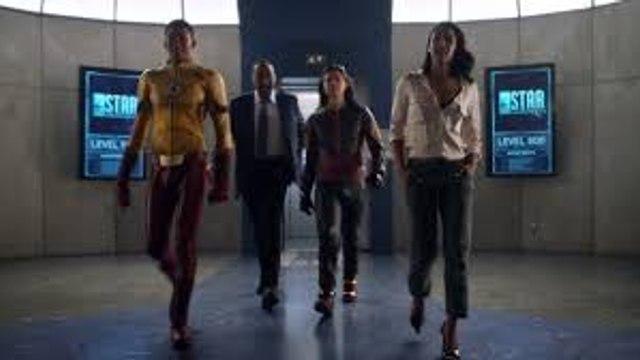 The Flash Season 5 Episode 12 : {{ Eps 12 }} ~ The CW