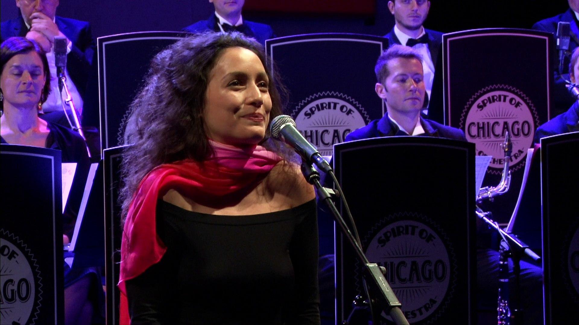 A little Bit in Love | Comédie musicale Wonderful Town avec Rafaëlle Cohen et Daniel Glet