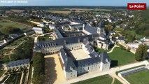 Légendaires abbayes : Fontevraud, la nécropole anglaise