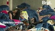 Des associations indignées par le recensement des migrants