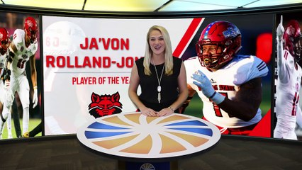 2017 Sun Belt Conference Player of the Year: Ja'Von Rolland-Jones