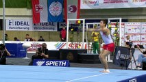 Dzianis Sanuvonh - 2017 Cottbus World Cup - Floor