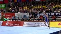 Krill Prokopev - 2017 Cottbus World Cup - Floor