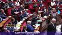 """François de Rugy à l'Assemblée nationale : """"Ce n'est pas la loi de celui qui crie le plus fort"""""""