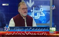 Listen Orya Maqbool Jan's brilliant analysis on Nawaz Sharif's movement against Judiciary