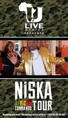 NISKA E CARD U LIVE