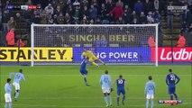 1-1 Jamie Vardy Penalty Goal England  Football League Cup  Quarterfinal - 19.12.2017 Leicester...