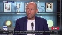 """Brisbois : """"Saint-Etienne ira en Ligue 2 si rien ne change"""""""