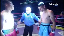 Leonardo Ariel Luna vs Leandro Ariel Ortega (15-12-2017) Full Fight