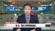 U.S. Senate vote looms on massive tax overhaul