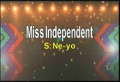 Ne-Yo Miss Independent Karaoke Version
