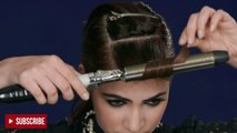 Old Hollywood Waves Hair Tutorial _ Quick & Easy Vintage Hairdos-uOvqzkYzaIM