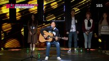 Lee Sung Eun Singing 'Honey' And Received Praise By JYP! 《KPOP STAR 6》 EP05-Z8O6oCg-W-E