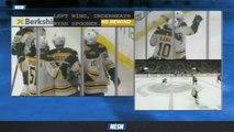 Berkshire Bank Exciting Rewind: Jake DeBrusk Goes Top Shelf To Put Bruins Past Buffalo Sabres