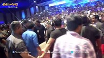 Pawan Kalyan Grand Entry at Agnyaathavaasi Audio Launch | Trivikram Srinivas | Keerthy Suresh