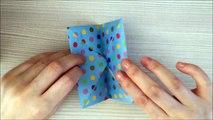 【折り紙】キャンディポットを折ってみた-_IVh2DAOlRs