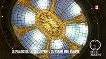 Environs - Le Palais de la Découverte se refait une beauté