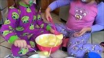 Bad Baby Victoria Annabelle Cake Baking Fail  Freak Daddy Toy Freaks FamilyToy Freaks Victoria Fan